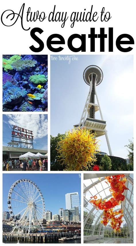 seattle visitors bureau 24 best project images on seattle