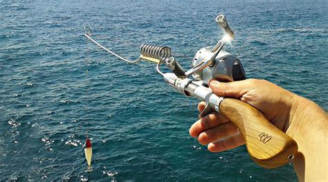 compact fishing rod awesome stuff