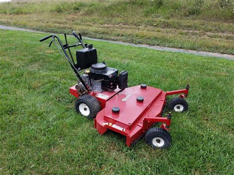 Kawasaki Lawn Equipment by Exmark 48 Quot Commercial Walk Lawn Mower Commercial