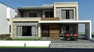 Modern, Small, Home, Facade
