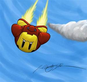 Ironkirby VS Hulkkirby Panel1 by GhidorahMan on DeviantArt