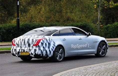 jaguar xj picture  car review  top speed