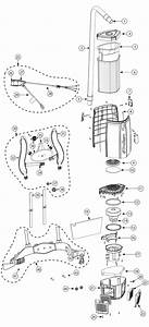 Proteam Provac Fs 6 Backpack Vacuum Parts