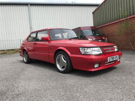 Saab 900 Turbo Carlsson 1989 Sold On Car And Classic Uk