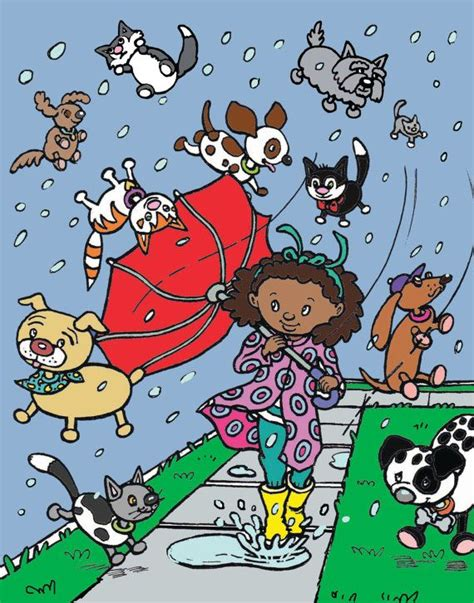 76 Best Images About Raining Cats And Dogs On Pinterest