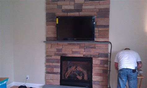 fireplace tv mount home theater installation connecticut s finest
