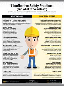 7 Ineffective Safety Practices (And What To Do Instead
