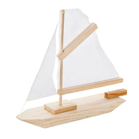 wooden sailboat model kit wood craft kits wood crafts