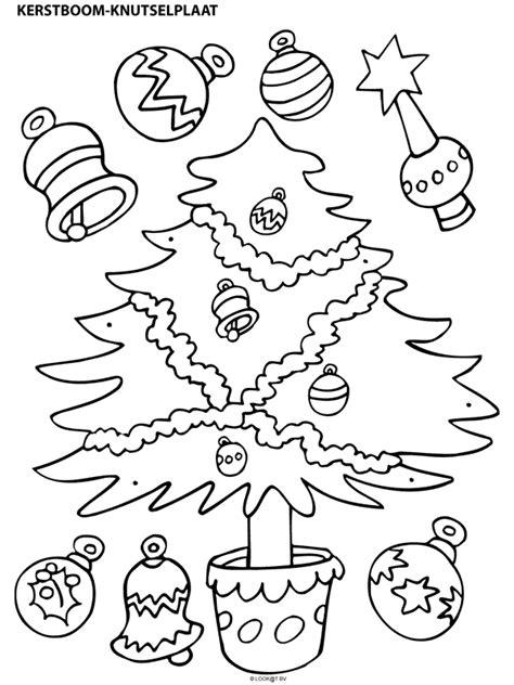 Maak Je Eigen Kleurplaat Gratis by Kleurplaat Maak Je Eigen Kerstboom Kleurplaten Nl