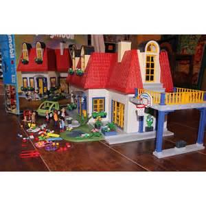 playmobil modernes villa