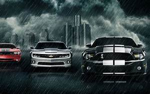 Muscle, Cars, Wallpapers