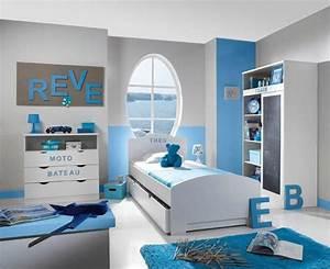 decoration chambre petit garcon With couleur chambre garcon 6 ans
