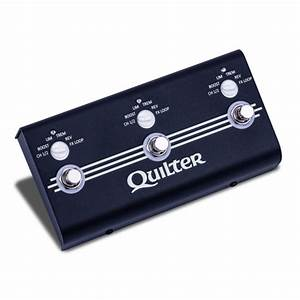 Universal 3 Position Foot Controller Quilter Labs