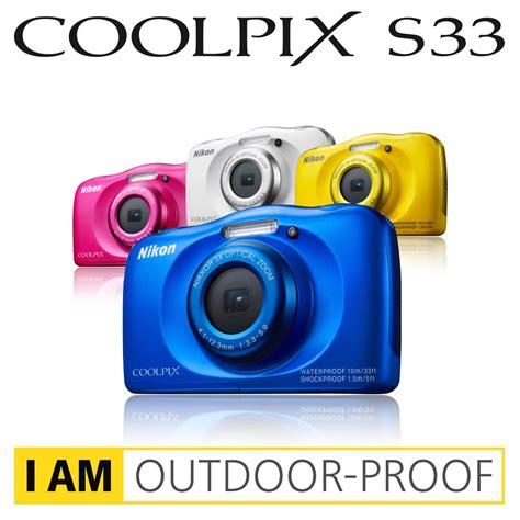 coolpix s33 sle images nikon coolpix s33 13 2 mp digitalkamera wei 223 18208944040 Nikon
