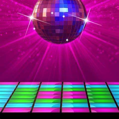 Disco Ball And Disco Floor Free Stock Photo Public
