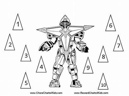 Reward Chart Charts Transformers Character
