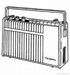 Blaupunkt Riviera Omnimat 95800 - Manual - Portable Transistor Radio