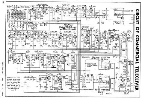 Crt Circuit Board Diagram Images