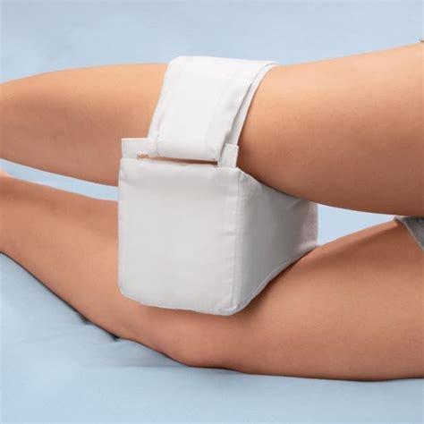 knee wedge pillow firm knee wedge pillow 187 petagadget