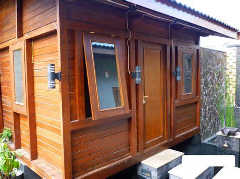 desain rumah kayu unik natural gaya jepang desain rumah unik