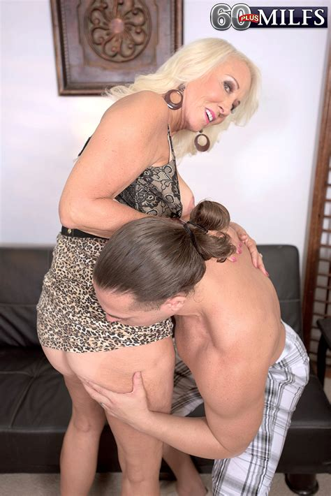 Sexy Blonde Madison Milstar The Mature Lady Porn Blog