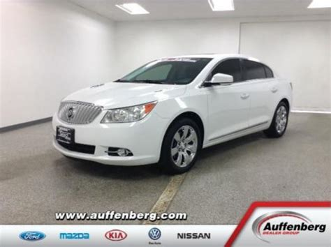 2012 Buick Lacrosse Premium 2 by Sell Used 2012 Buick Lacrosse Premium 2 In 1690 New Car Dr