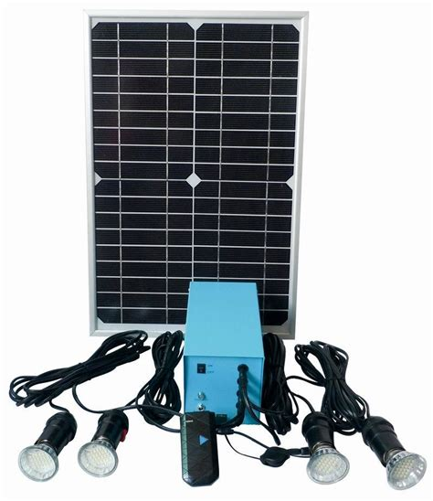 indoor solar lights china solar indoor light with four led and one usb port to