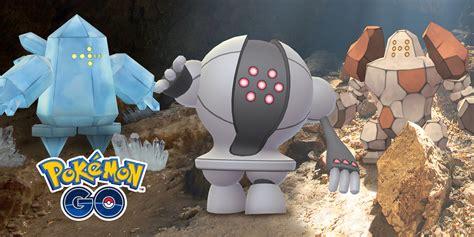 legendary pokemon regice  ready  bone chilling