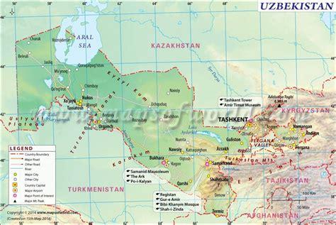 unique  unusual uzbekistan  destination guide