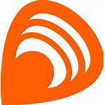 Atom Rss Icon Orange Clipart Feed Icons