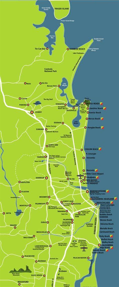 sunshine coast hire cars   roadtrip suggestions