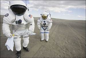 The Evolution of the Space Suit From 1961 to Today