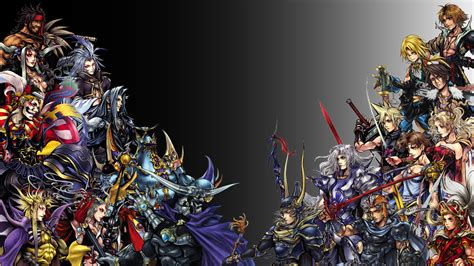 desktop final fantasy wallpapers pixelstalknet