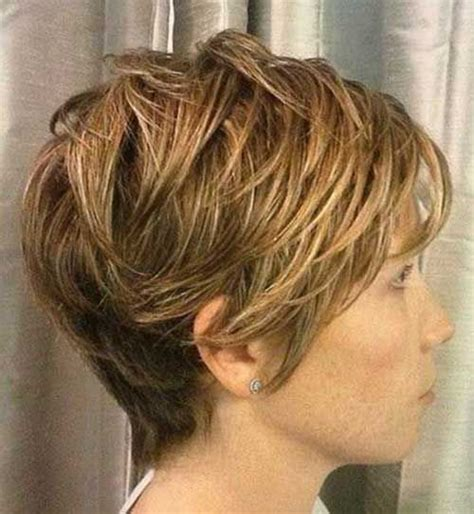 maintenance short textured haircuts projects