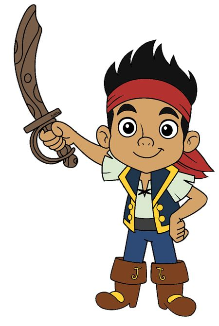jake   neverland pirates clip art disney clip art galore
