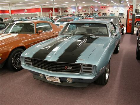 Muscle Car City Is One Man's Dream Car Collection
