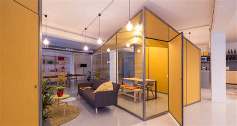 Office Room : Inspiring Office Meeting Rooms Reveal Their Playful Designs