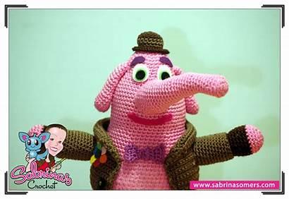 Bong Bing Inside Crochet Amigurumi Sabrinasomers Toys