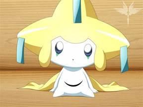 nintendo unveils event mythical pokemon jirachi