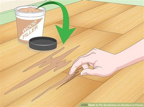 4 Ways To Fix Scratches On Hardwood Floors  Wikihow. Old Wood Doors. Door Weatherstripping Types. Wifi Door Bell. Garage Door Mat. Olympia Doors And Windows. How Much Does It Cost To Have A Garage Built. Auto Door Protector. French Doors For Closet