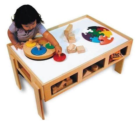 baby activity table wooden 17 best ideas about play table on pinterest