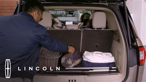 lincoln aviator cargo lincoln cars review release