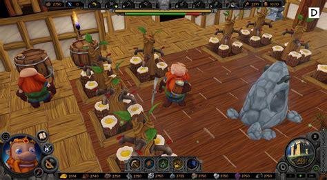 Game Dwarves Review Reviews The Escapist