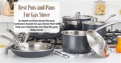 stove gas pans pots consumer