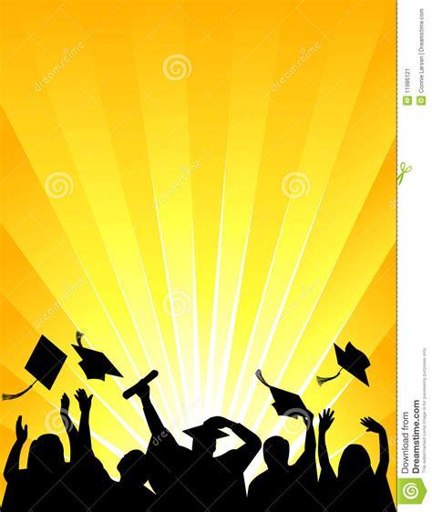 graduation celebrationeps stock vector image  future