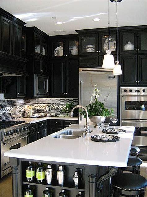 black and silver kitchen designs 14 id 233 es de dosseret backsplash de cuisine blogue 7842