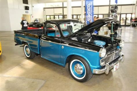 Datsun L320 by 1965 Datsun L320 Truck Fully Restored Rust Free