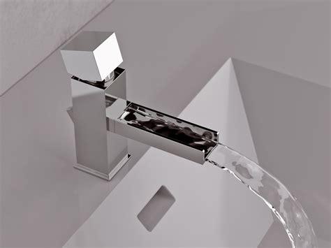 river rubinetti river miscelatore per lavabo a cascata by rubinetterie mariani
