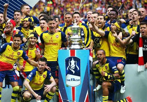 FA Cup 3rd round draw: Arsenal to face Premier League ...