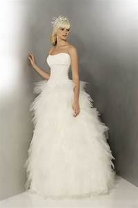 robe de mariee en tulle With robe de mariée hervé mariage